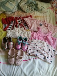 Toddler Girl Clothes and Shoes Mississauga, L5N 2V9