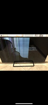 "Panasonic 50"" LED LCD 2263 mi"