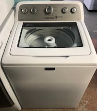 Maytag top load washer 90 days warranty