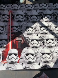 Star Wars pictures Oklahoma City, 73139