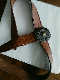 Leather new belt Toronto, M4K 3W3