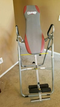 gray and red inversion table Scottsdale, 85254