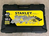Stanley 145pc mechanics toolset  Anderson, 46016