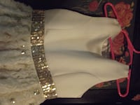 GIRLS SIZE 8 SPECIAL OCCASION DRESS.     ASKING $20.00   Hagerstown