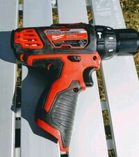 Milwaukee M12 Hammer drill new (TOOL ONLY) Jersey City, 07305