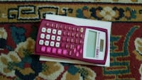 white and pink Texas Instruments TI-84 Plus Montville, 06382