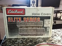 BBC valve covers and air cleaner brand new Taylor, 48180