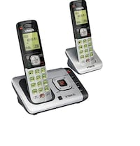 VTech 2 Handset Cordless Answering Phone System with Caller ID/ Call Waiting-CS6729-2 Pickering