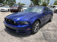 2014 Ford Mustang GT Premium Track Package VMP Supercharged  Plantation, 33317
