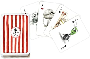 Tim Burton Playing Cards