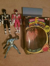 Power Rangers Action Figures Burlington, L7T 4L9