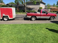 Truck and Trailer . 2 as 1 Selling them both, both are great! Ijust will no longer need. Mssg me if you have any questions. Beaverton, 97003