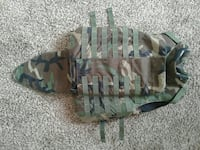 NEW IBA military style body armor. Level IV plates