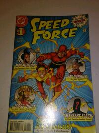 Speed Force #1