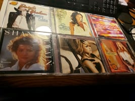 6 country cds