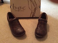 pair of brown leather shoes Asheboro, 27205