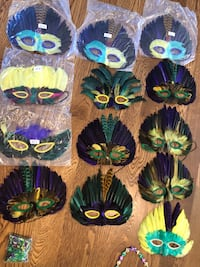 Mardi Gras theme party supplies Danville, 94526