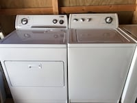 Whirlpool washer and dryer  Charlotte, 28214