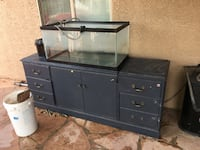 Turtle Tank and Dresser Peoria