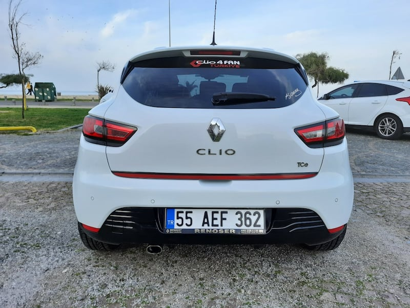 2012 Renault Clio 4 HB TOUCH TURBO 90 BG STOP&START 9921f878-b6a3-4057-837f-db7e09ee23fa