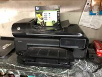 HP scanner, printer and copier