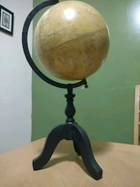 Timeless Globe- Decor Piece 2 ft tall