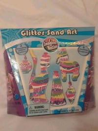 New unopened sand art set . Fairfax, 22030