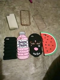 three assorted color iPhone cases Montgomery, 36108