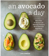 An Avocado A Day Book - Brand New - Toronto, M4B 2T2