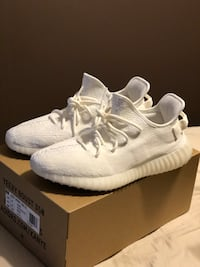 Yeezy Boost 350 V2 Triple White Size 10 Authentic Mississauga