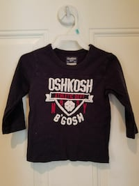Boys 18 Month Oshkosh long sleeve navy shirt Wellington, 33414
