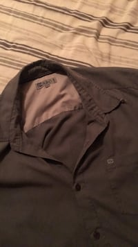 gray and black zip-up jacket Sherwood Park, T8H 1K2