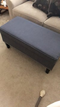 Ottoman with storage Mc Lean, 22102