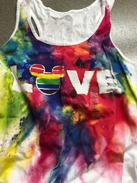 multicolored tank top Citrus Heights, 95621