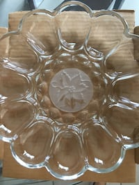 Deviled egg platter brand new in box Lake Worth, 33460