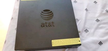 at&t uverse wife router box