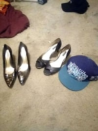 shoes and hat Beaumont, 77703