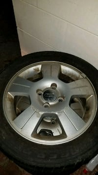 Ford Focus zx5 factory rims/tires Lakeland, 33813