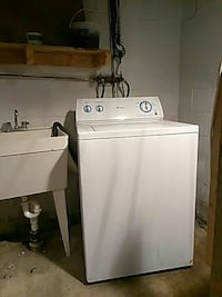 white top load washer New Castle, 19720