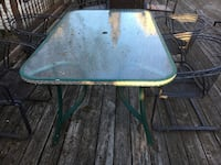 Patio Table 24 mi