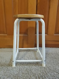 Small Wooden Stool Indianapolis