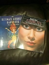 Airbrush books. Learn how to airbrush  Johnson City, 37604
