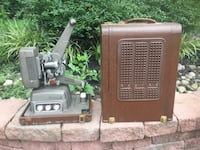 Revere Model S-16 Sound Movie Projector with case Huntingdon Valley, 19006