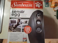 SENSOR EGG AUTO AIR SPRAY DETERANT - $10 (MONROVI Monrovia
