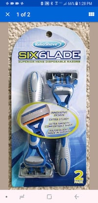 Six 6lade- Mens Disposable Razors Leesburg, 20176