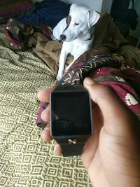 Black Android smartwatch with charger San Antonio, 78249