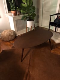 Mid-century modern coffee table 44 km