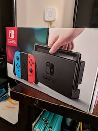 Nintendo switch for sale it was a xmas gift