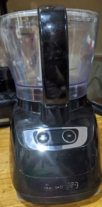 Food Processor works great but needs a new lid 25.00 OBO
