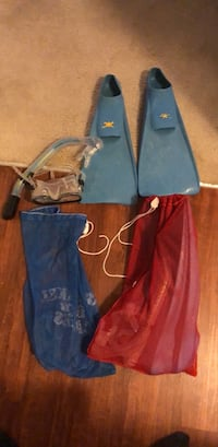 2 pairs of snorkeling gear  Fairfax, 22030